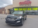 Used 2015 Hyundai Santa Fe Premium HEATED SEATS & WHEEL, CLEAN CARPROOF for sale in Scarborough, ON