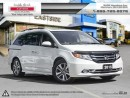 Used 2015 Honda Odyssey Touring Pkg for sale in Markham, ON