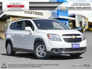 Used 2012 Chevrolet Orlando 7 PASSENGERS!!A/C!! P.GROUP for sale in Markham, ON