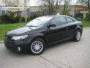 Used 2012 Kia Forte EX,COUPE for sale in Mississauga, ON