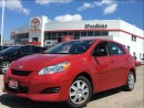 Used 2013 Toyota Matrix w/ Power Windows, Cruise, Bluetooth for sale in Etobicoke, ON