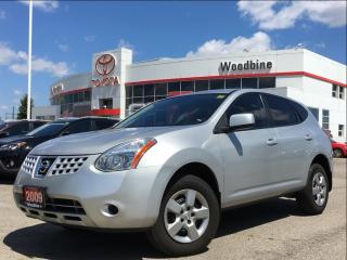 Used 2009 Nissan Rogue S w/ Cruise, Keyless Entry, Power Windows/Locks for sale in Etobicoke, ON