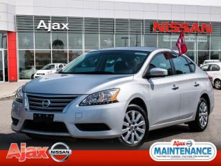 Used 2014 Nissan Sentra 1.8 SV*One Owner*Accident Free for sale in Ajax, ON