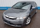 Used 2010 Honda Civic EX *SUNROOF* for sale in Kitchener, ON