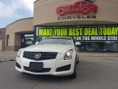 Used 2013 Cadillac ATS AWD LEATHER ROOF BLACK WHEELS for sale in Scarborough, ON