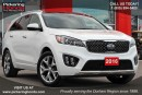 Used 2016 Kia Sorento SX LEATHER SUNROOF NAVIGATION for sale in Pickering, ON