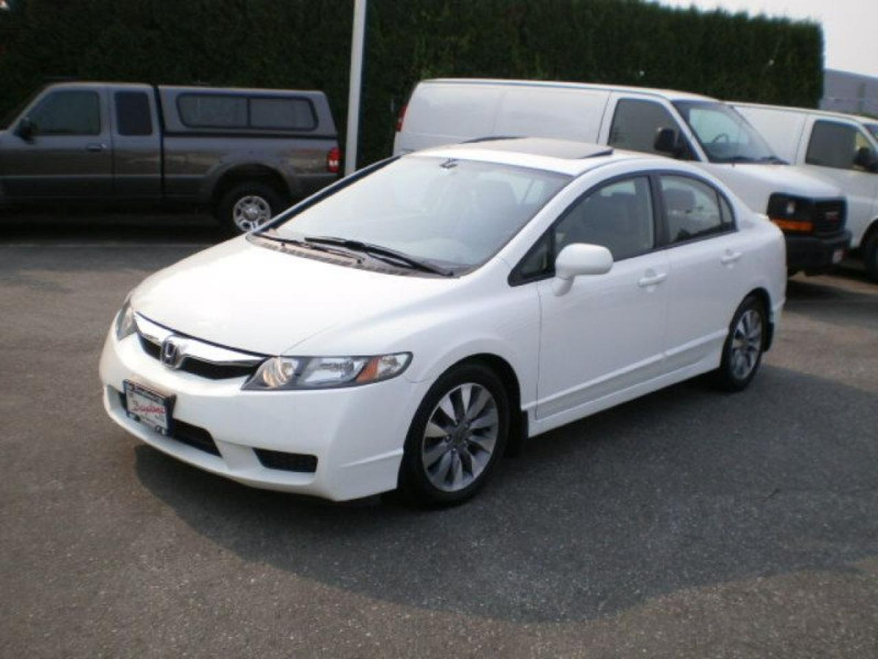2010 Honda Civic EX-L, leather, sunroof,