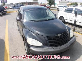 Used 2001 Chrysler PT CRUISER LIMITED 4D HATCHBACK 2.4L for sale in Calgary, AB