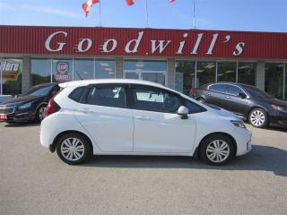 Used 2015 Honda Fit LX! HEATED SEATS! BLUETOOTH! for sale in Aylmer, ON