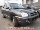 Used 2006 Hyundai SANTA FE  4D UTILITY AWD for sale in Calgary, AB