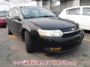 Used 2003 Saturn ION UPLEVEL 4D SEDAN for sale in Calgary, AB
