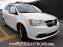 Used 2013 Dodge GRAND CARAVAN SXT WAGON for sale in Calgary, AB