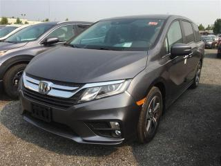 Used 2018 Honda Odyssey Touring for sale in Richmond, BC