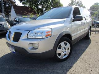 Used 2008 Pontiac Montana SV6 for sale in St Catharines, ON