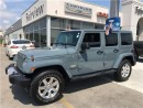 Used 2015 Jeep Wrangler Unlimited Sahara.Rare Colour  Tank!!! for sale in Burlington, ON