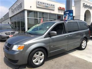 Used 2009 Dodge Grand Caravan DVD/Rear Heat and Air, Stow&GO for sale in Burlington, ON