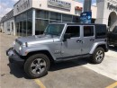 Used 2016 Jeep Wrangler Unlimited Sahara..  Navi/Auto..Priced to Sell for sale in Burlington, ON