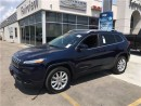 Used 2014 Jeep Cherokee Limited..V6 Loaded for sale in Burlington, ON