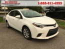 Used 2016 Toyota Corolla CE for sale in Richmond, BC