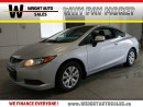 Used 2012 Honda Civic LX| BLUETOOTH| CRUISE CONTROL| A/C| 99,856KMS for sale in Cambridge, ON
