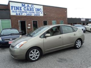 Used 2008 Toyota Prius - CERTIFIED for sale in North York, ON