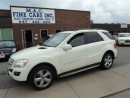 Used 2010 Mercedes-Benz ML-Class ML350 4MATIC - NAVIGATION for sale in North York, ON