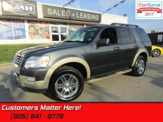 Used 2010 Ford Explorer Eddie Bauer for sale in St Catharines, ON