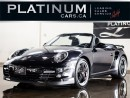 Used 2010 Porsche 911 TURBO CABRIOLET, PDK for sale in North York, ON