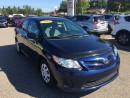 Used 2013 Toyota Corolla CE 5 speed  ONLY $88 BIWEEKLY 0 DOWN! for sale in Kentville, NS