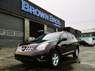 Used 2013 Nissan Rogue S for sale in Surrey, BC