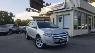 Used 2013 Ford Edge SEL - BACK-UP CAMERA! for sale in Kitchener, ON