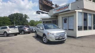 Used 2013 Ford Edge SEL - LEATHER! CAMERA! PANO ROOF! for sale in Kitchener, ON