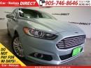 Used 2014 Ford Fusion Energi SE Luxury  HYBRID  LEATHER  NAVI  for sale in Burlington, ON