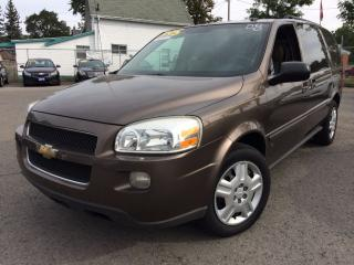 Used 2008 Chevrolet Uplander LT1 for sale in St Catharines, ON