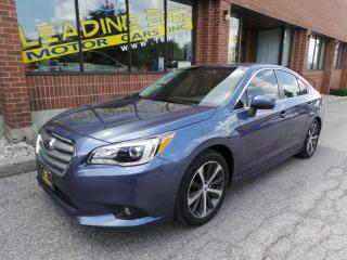 Used 2016 Subaru Legacy 2.5i Limited Package Navigation, Driver Assist Package for sale in Woodbridge, ON