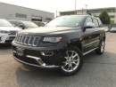 Used 2014 Jeep Grand Cherokee Summit for sale in Surrey, BC