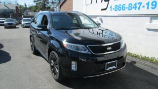 Used 2015 Kia Sorento SX for sale in Richmond, ON