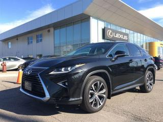 Used 2016 Lexus RX 350 Luxury Package for sale in Brampton, ON