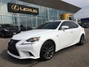 Used 2014 Lexus IS 250 F SPORT PACKAGE for sale in Brampton, ON