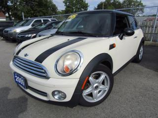 Used 2009 MINI Cooper for sale in St Catharines, ON