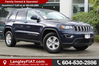 Used 2017 Jeep Grand Cherokee Laredo NO ACCIDENTS for sale in Surrey, BC