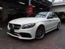 Used 2016 Mercedes-Benz C-Class AMG C 63 S for sale in Vancouver, BC