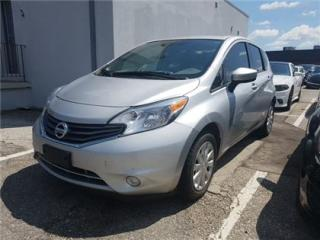 Used 2015 Nissan Versa Note 1.6 SV for sale in Concord, ON