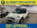 Used 2006 MINI Cooper *****AS IS CONDITION AND APPEARANCE****KEYLESS ENTRY*ALLOYS*POWER WINDOWS/LOCKS/MIRRORS*LEATHER HEATED FRONT SEATS*CLIMATE CONTROL*AM/FM/CD* ********* for sale in Cambridge, ON