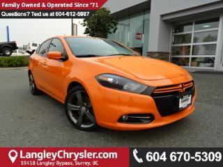 Used 2013 Dodge Dart *ACCIDENT FREE * LOCAL BC CAR * for sale in Surrey, BC