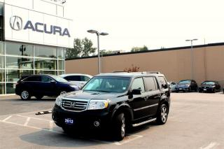 Used 2012 Honda Pilot Touring 4WD 5AT for sale in Langley, BC