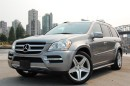 Used 2011 Mercedes-Benz GL450 4MATIC for sale in Vancouver, BC