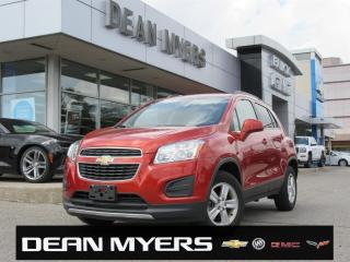 Used 2015 Chevrolet Trax 1LT for sale in North York, ON
