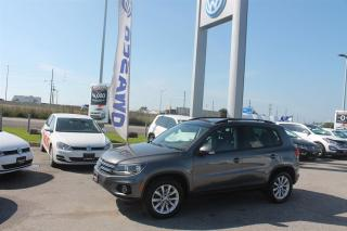 Used 2013 Volkswagen Tiguan 2.0 TSI Comfortline 4MOTION AWD *CLEAN CARPROOF* for sale in Whitby, ON