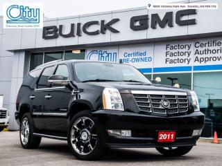 Used 2011 Cadillac Escalade Base for sale in North York, ON